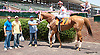 Hughes Next winning  at Delaware Park racetrack on 7/7/14