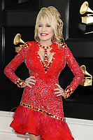 10 February 2019 - Los Angeles, California - Dolly Parton. 61st Annual GRAMMY Awards held at Staples Center. Photo Credit: AdMedia