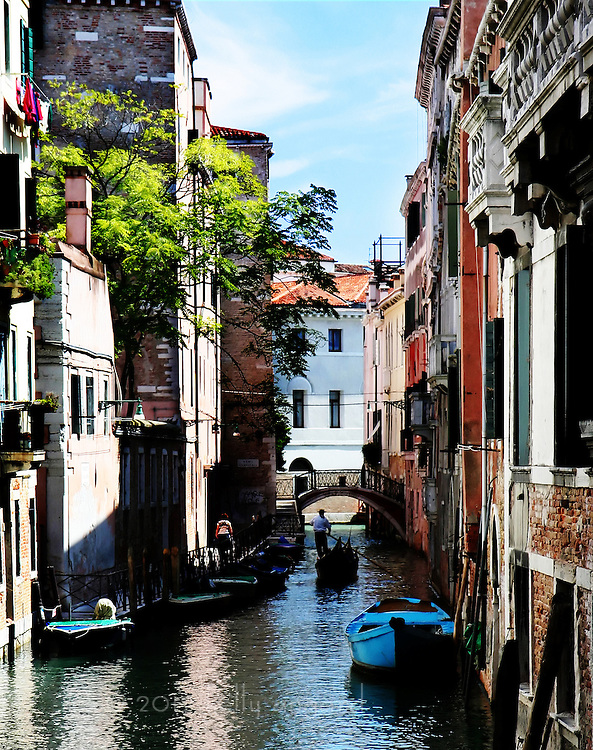 Grand Canal - Venice, Italy Canals - Venice, Italy