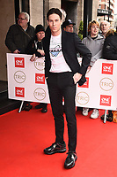 Joey Essex<br /> arriving for theTRIC Awards 2020 at the Grosvenor House Hotel, London.<br /> <br /> ©Ash Knotek  D3561 10/03/2020