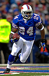 3 December 2006: Buffalo Bills cornerback Terrence McGee in action against the San Diego Chargers at Ralph Wilson Stadium in Orchard Park, New York. The Charges defeated the Bills 24-21. Mandatory Photo Credit: Ed Wolfstein Photo<br />