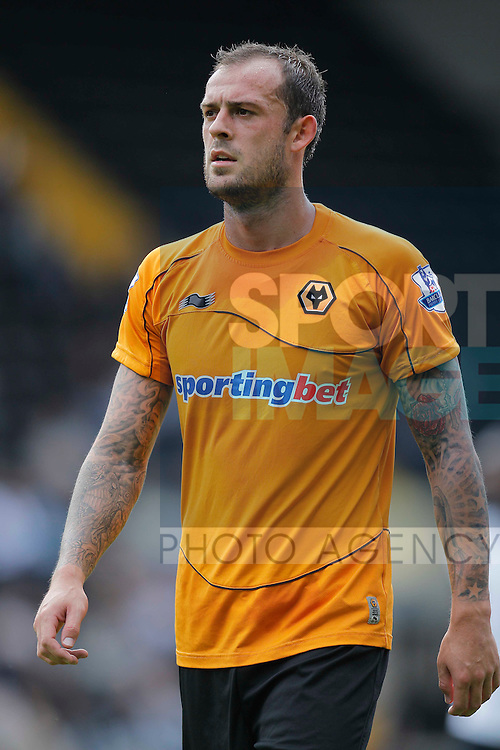 Steven Fletcher  of Wolverhampton Wanderers