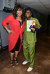 MIAMI, FL - MAY 29: Kym Whitley and Michael Colyar  backstage at the 9th Annual Memorial Weekend Comedy Festival at James L Knight Center on May 29, 2016 in Miami, Florida. ( Photo by Johnny Louis / jlnphotography.com )