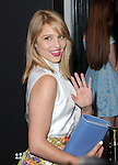 Dianna Agron at The Myspace Event held at The El Rey Theatre in Los Angeles, California on June 12,2013                                                                   Copyright 2013 Hollywood Press Agency