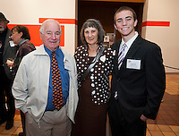 Photo from Occidental College's Ben Culley Society and President's Cabinet Luncheon at the Autry National Center of the American West in Los Angeles, Calif. on Thursday, October 6, 2011. (Photo by Marc Campos, College Photographer)