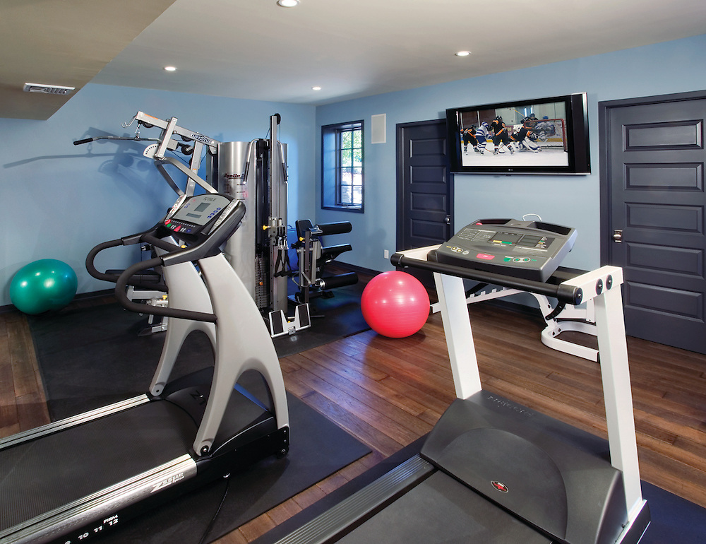 Residential Home Gym