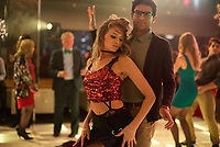 Office Christmas Party (2016)<br /> Abbey Lee &amp; Karan Soni<br /> *Filmstill - Editorial Use Only*<br /> CAP/KFS<br /> Image supplied by Capital Pictures