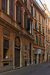 Via di Pietra Campus Martius Rome