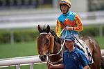 SHA TIN, HONG KONG – APRIL 28: Ka Ying Star, ridden by Vincent Ho wins the FWD Insurance Bocom Handicap on FWD Champions Day at Sha Tin Racecourse in Hong Kong. Michael McInally/Eclipse Sportswire/CSM
