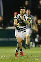 Aaron Penberthy of Ealing Trailfinders during the Greene King IPA Championship match between Ealing Trailfinders and London Welsh RFC at Castle Bar , West Ealing , England  on 26 November 2016. Photo by David Horn / PRiME Media Images