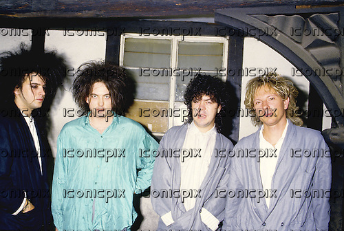 The Cure | IconicPix Music Archive