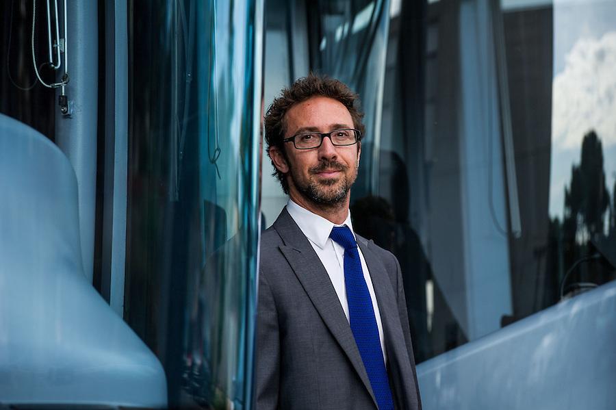 Christophe TENTHOREY - Images personnel et matériel RTM - Régie des Transports Marseillais - Marseille