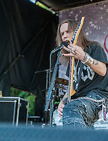 Children of Bodom at Mayhem Fest 2013 in Atlanta, GA.