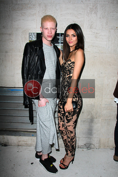 Shaun Ross, Victoria Justice<br />
