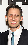 Benj Pasek attends the Broadway Opening Night Performance of 'Dear Evan Hansen'  at The Music Box Theatre on December 1, 2016 in New York City.