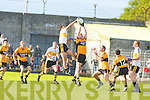 Dr. Crokes v Austin Stacks in the County Senior Football Final at Austin Stack park, Tralee on Sunday.