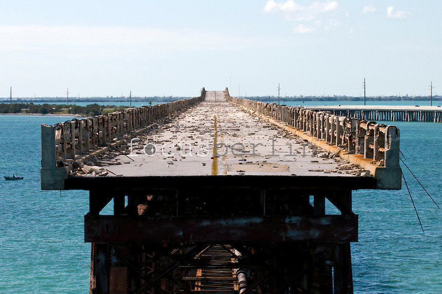 Broken Seven-Mile-Bridge