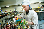 Apprentice Chef final at  IT Tralee on Thursday. Pictured Orlaith O'Connell