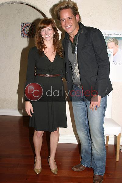 Eduardo De La Renta Birthday Party<br /> Eduardo De La Renta and Rachel Gold