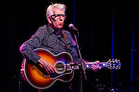 Nick Lowe opens for Mavis Staples at The Kessler Theater in Dallas. (Special to the Star-Telegram/Rachel Parker)