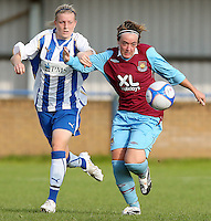 080928 Colchester Utd Ladies v West Ham Utd Ladies
