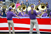 SEATTLE, WA - SEPTEMBER 9:  Washington band members during the game between the Washington Huskies and the Montana Grizzlies on September 09, 2017 at Husky Stadium in Seattle, WA. Washington won 63-7 over Montana.