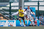 Aston Villa vs Hong Kong Football Club during the Main of the HKFC Citi Soccer Sevens on 21 May 2016 in the Hong Kong Footbal Club, Hong Kong, China. Photo by Li Man Yuen / Power Sport Images