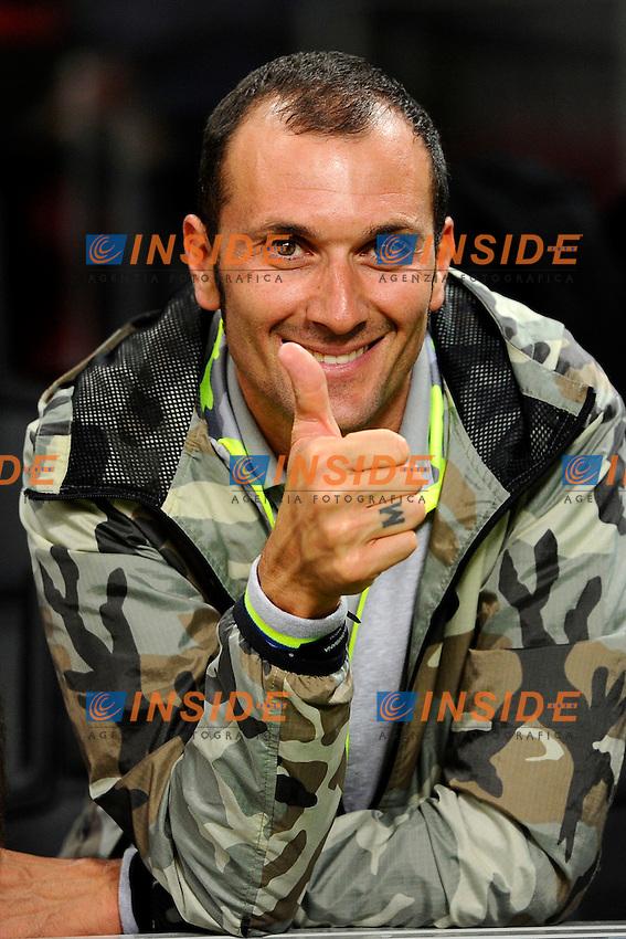 Ivan Basso<br /> Milano 4-10-2015 Stadio Giuseppe Meazza - Football Calcio Serie A Milan - Napoli. Foto Giuseppe Celeste / Insidefoto