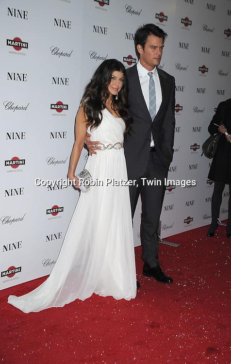 Fergie and husband Josh Duhamel