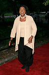 Jessye Norman arriving for the Public Theater's Annual Gala honoring David Rockwell and The Opening Night Performance  of HAMLET at Shakespeare In The Park, Delacorte Theater Central Park, New York City.<br />June 17, 2008