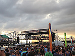 2012 Forecastle Festival in Louisville, Kentucky.