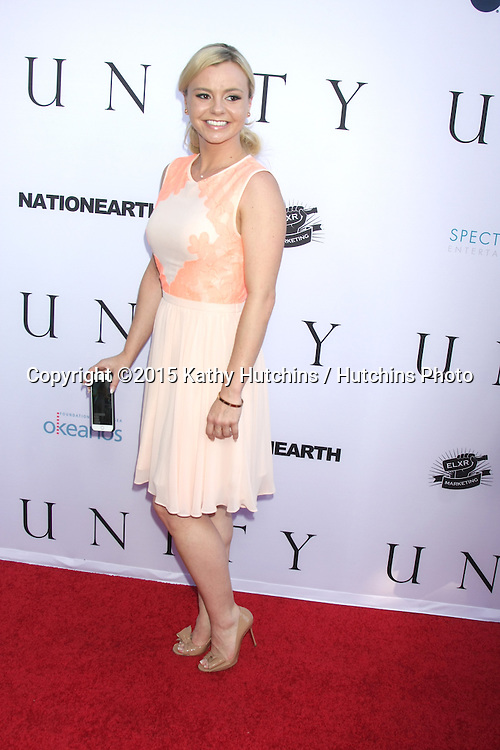 "LOS ANGELES - JUN 24:  Bree Olson at the ""Unity"" Documentary World Premeire at the Director's Guild of America on June 24, 2015 in Los Angeles, CA"