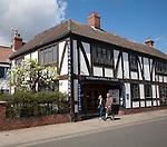 Cinema and gallery at Aldeburgh, Suffolk, England