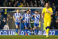 Brighton & Hove Albion v Leeds United - 09.12.2016