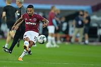 Manuel Lanzini of West Ham United during West Ham United vs Charlton Athletic, Caraboa Cup Football at The London Stadium on 15th September 2020