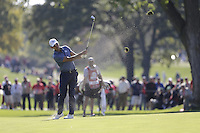 Raffa Cabrera-Bello (Team Europe) on the 6th fairway during the Friday afternoon Fourball at the Ryder Cup, Hazeltine national Golf Club, Chaska, Minnesota, USA.  30/09/2016<br /> Picture: Golffile | Fran Caffrey<br /> <br /> <br /> All photo usage must carry mandatory copyright credit (&copy; Golffile | Fran Caffrey)