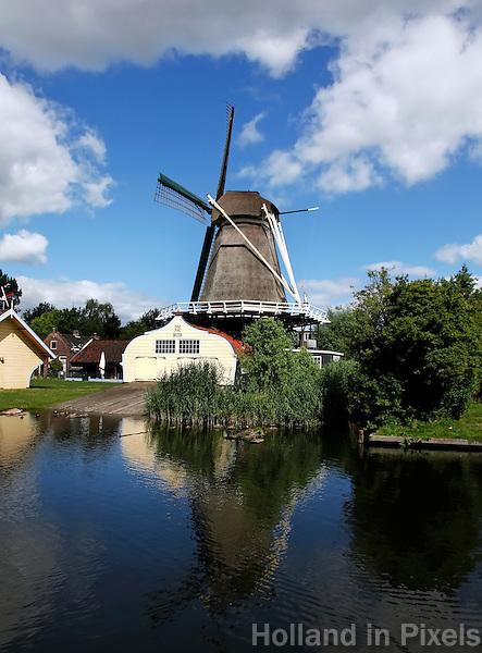 Stadsmolen de Ster in Utrecht