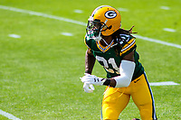 Green Bay Packers cornerback Davon House (31) during a National Football League game against the Seattle Seahawks on September 10, 2017 at Lambeau Field in Green Bay, Wisconsin. Green Bay defeated Seattle 17-9. (Brad Krause/Krause Sports Photography)