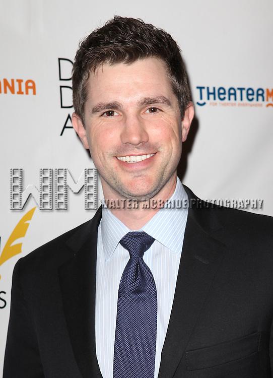Matt Cavenaugh.attending the 57th Annual Drama Desk Nominees Reception at Oceana Restaurant in New York City on 5/8/2012. © Walter McBride/WM Photography .