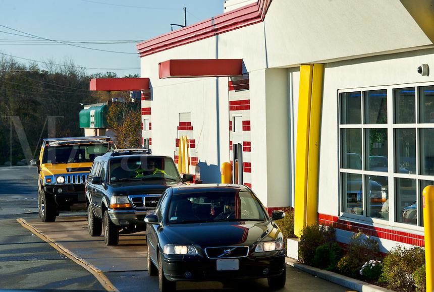 McDonalds signage logo.