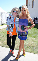 LOS ANGELES, CA -APRIL 13: Gigi Gorgeous, Nats Getty, at the 2019 Los Angeles Times Festival Of Books at University of Southern California in Los Angeles, California on April 13, 2019.    <br /> CAP/MPI/SAD<br /> &copy;SAD/MPI/Capital Pictures