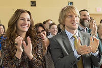Wonder (2017)<br /> Julia Roberts as &quot;Isabel&quot; and Owen Wilson as &quot;Nate&quot;<br /> *Filmstill - Editorial Use Only*<br /> CAP/KFS<br /> Image supplied by Capital Pictures
