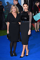 """LONDON, UK. December 12, 2018: Carol & Jessica Wright at the UK premiere of """"Mary Poppins Returns"""" at the Royal Albert Hall, London.<br /> Picture: Steve Vas/Featureflash"""