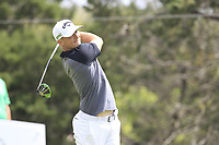 Alex Noren (SWE) on the 2nd during the 1st round at the WGC Dell Technologies Matchplay championship, Austin Country Club, Austin, Texas, USA. 22/03/2017.<br /> Picture: Golffile | Fran Caffrey<br /> <br /> <br /> All photo usage must carry mandatory copyright credit (&copy; Golffile | Fran Caffrey)