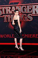 "LOS ANGELES - JUN 28:  Alyson Stoner at the ""Stranger Things"" Season 3 World Premiere at the Santa Monica High School on June 28, 2019 in Santa Monica, CA"