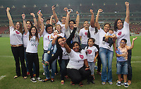 RECIFE-PE-29.06.2016-JOGO DO BEM-PE-  Projeto Amar durante evento Jogo do Bem, realizado na Arena Pernambuco, zona oeste da Grande Recife, nesta quarta-feira, 29.  (Foto: Jean Nunes/Brazil Photo Press)