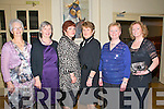 Clounmacon Community Social: Attending the Clounmacon Community Social at the Listowel Arms Hotel on Saturday night last were Kathleen Stack, Bridie Keane, Linda Keane, Mairead Harnett, Kathleen O'Connor & Marie Hartnett.