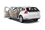 Car images of 2015 Volvo V60 Xenium T5 Drive-E FWD 5 Door Wagon Doors