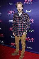 """LOS ANGELES - OCT 2:  David Sullivan at the """"M.F.A."""" Premiere at the The London West Hollywood on October 2, 2017 in West Hollywood, CA"""