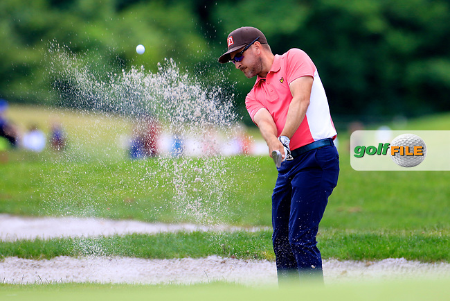 Mikko Korhonen (FIN) during the third round of the Lyoness Open powered by Organic+ played at Diamond Country Club, Atzenbrugg, Austria. 8-11 June 2017.<br /> 10/06/2017.<br /> Picture: Golffile | Phil Inglis<br /> <br /> <br /> All photo usage must carry mandatory copyright credit (&copy; Golffile | Phil Inglis)